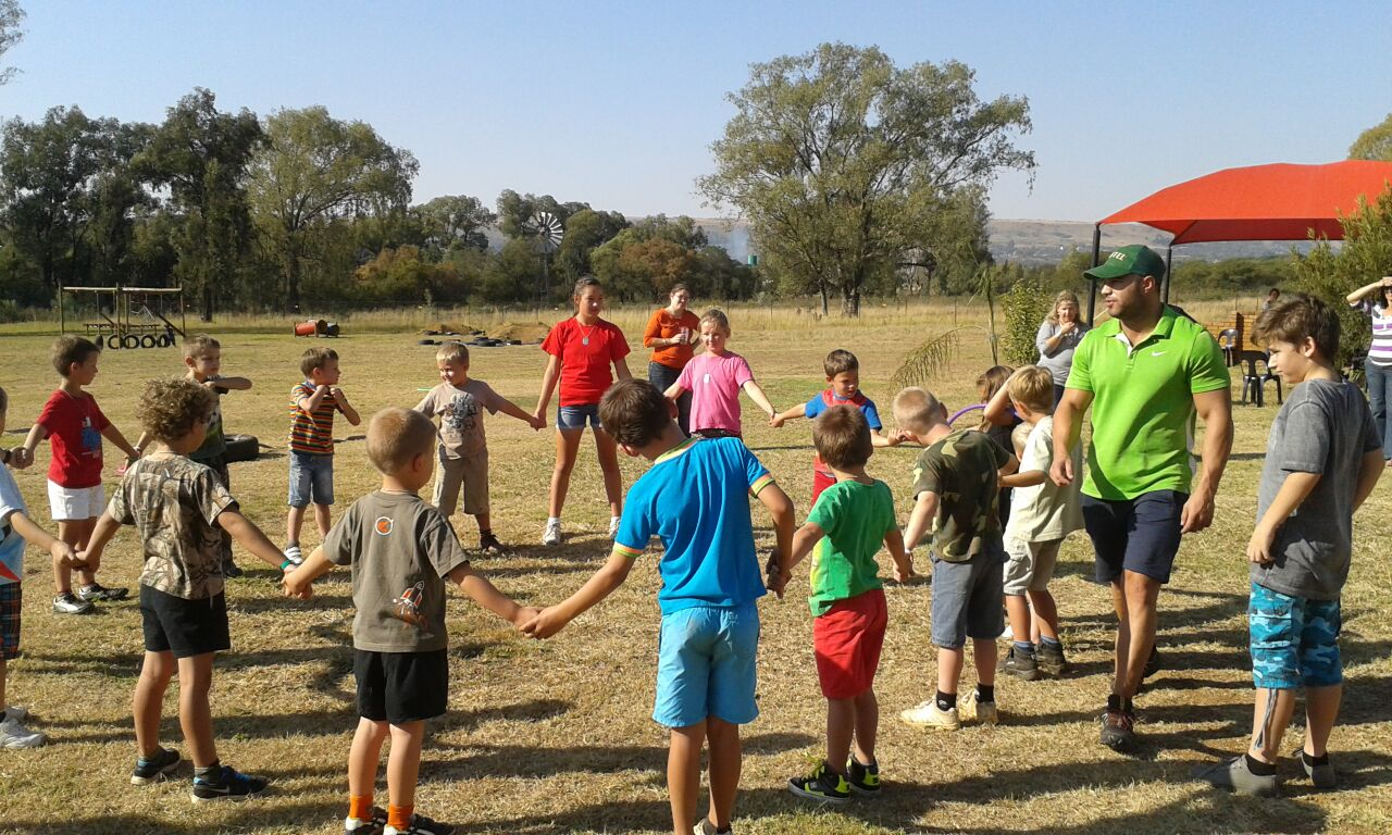 WAR bootcamp - boot camp parties / kiddies warrior race ...